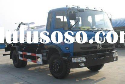 Fecal Tanker Truck 6-8T--One of the biggest tanker truck manufacturer 0086 722 3230587