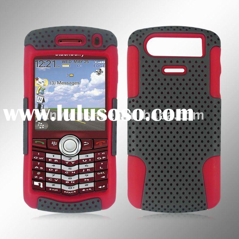 For Blackberry 8110/8120/8130 Mesh Hybrid cell phone case