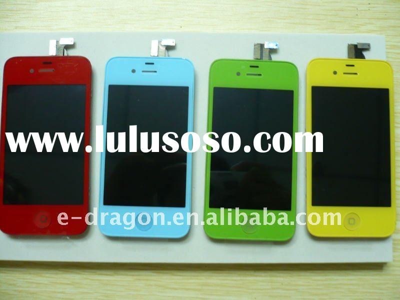 For iPhone 4 color conversion kit.Dark Blue,Gold,Coffee,Silver,Purple