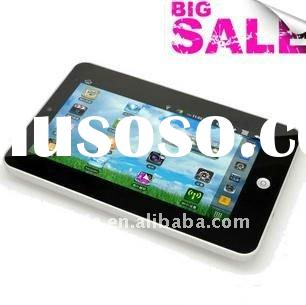 Google Android 7inch Touch Screen Tablet with Wifi 3G