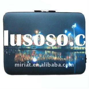 HOT SELL heat printing neoprene laptop sleeve