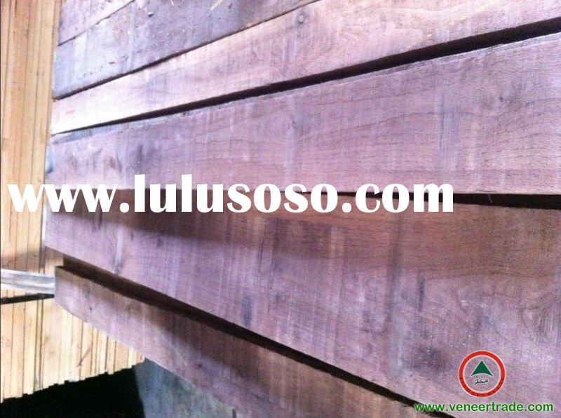 High quality American Natural Black Walnut timber For Furniture