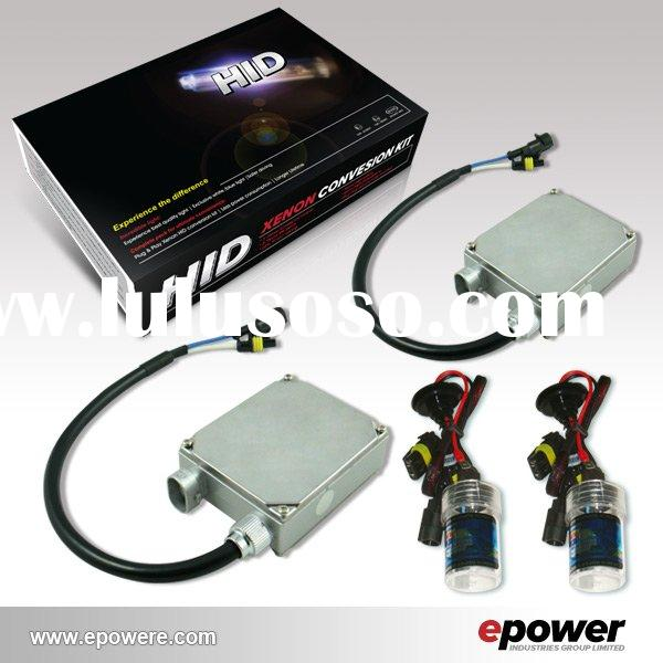 High quality HID xenon (0.6% defective rate,18 months warranty)