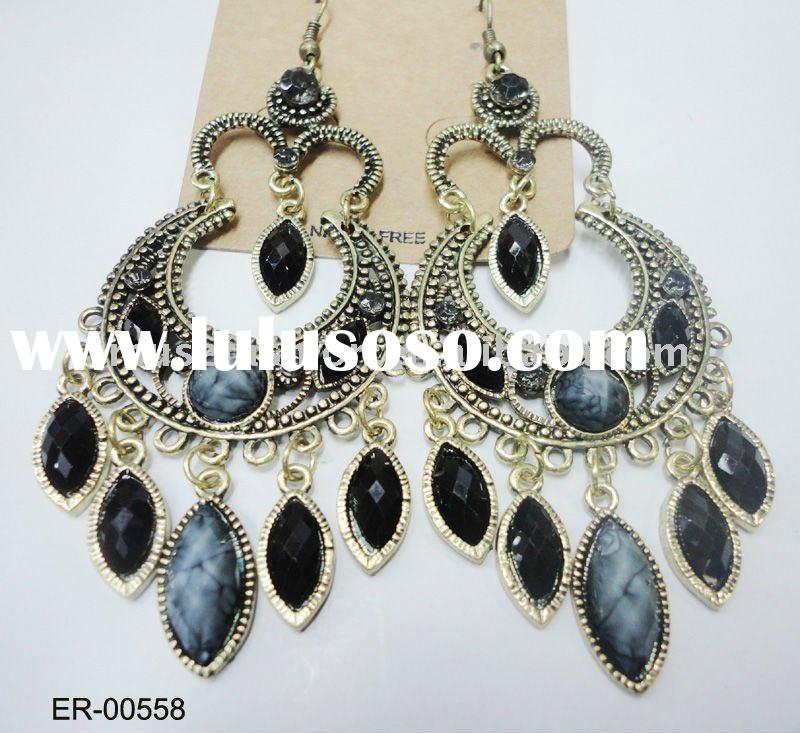 High quality traditional indian earrings