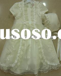 Hot sell elegant classical 2012 christening dress