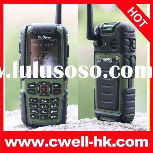 Hot selling Walkie Talkie Mobile Phone with GPS