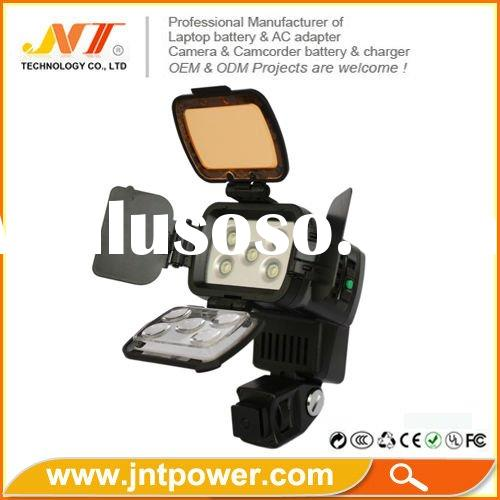 LED Camcorder Video Lamp Post Light LED-LBPS900