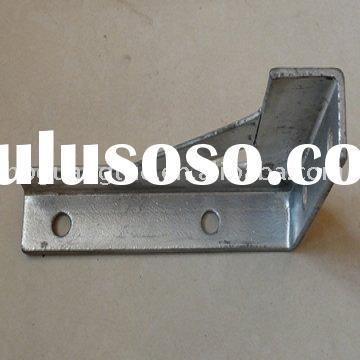 L Shaped Hot Dip Galvanized Strut Bracket For Angle