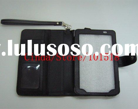 Leather Book Case Cover for Samsung Galaxy Tab P1000 KW