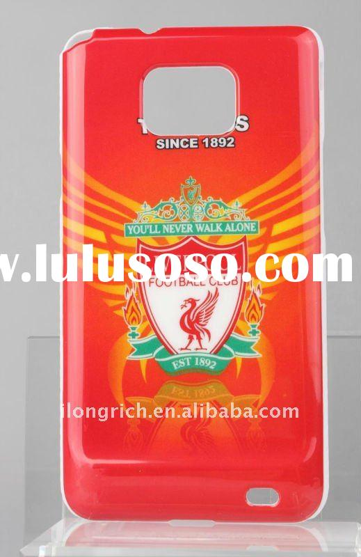 Liverpool football club plastic hard protective case cover for Samsung Galaxy S2