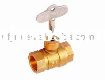 Lock Valve with Key