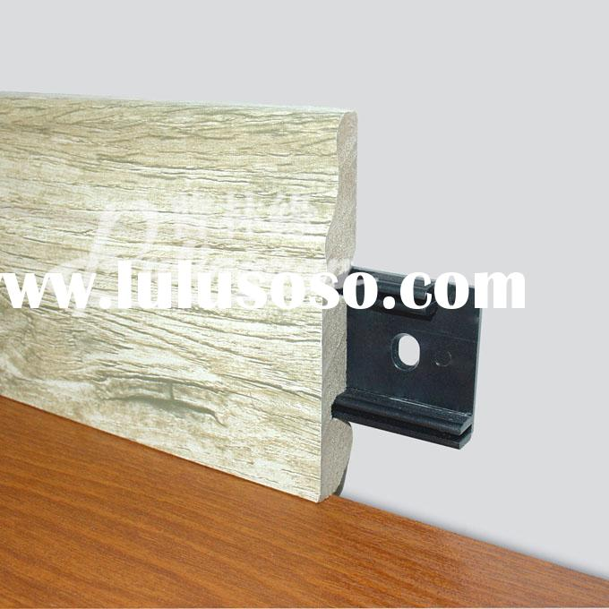MDF SKIRTING FOR LAMINATE FLOOR