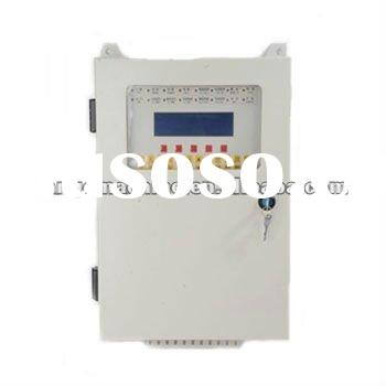 Marine addressable fire alarm control panel