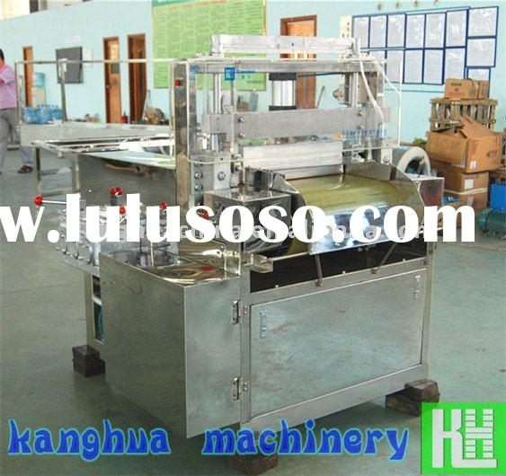 Meat cube cutting machine (stainless steel)