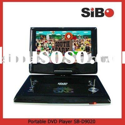Mini DVD Player support HDMI+USB+SD+ GAME