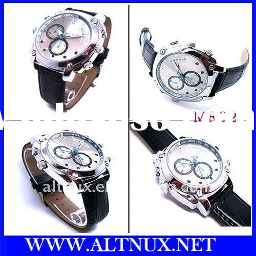 NEW 4GB HD IR Night vision WaterProof watch DVR camera MR02