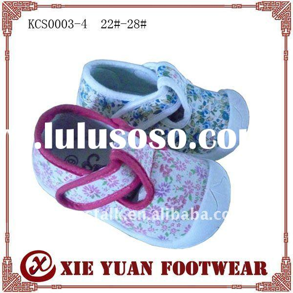New design name brand baby shoes