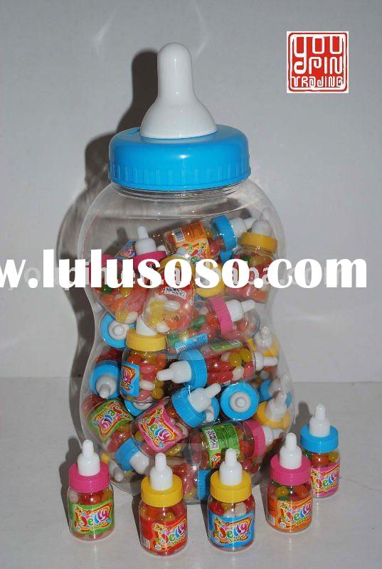 Nipple Bottle Jelly Beans Candy