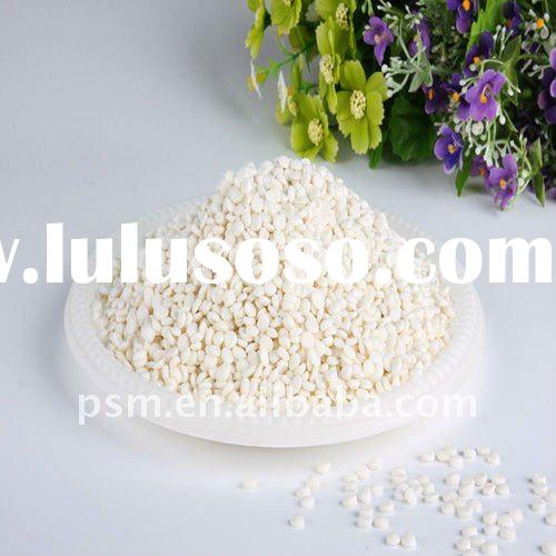 Plastic resin made from cornstarch