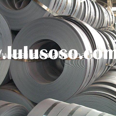 Prime Hot Rolled Steel Strips in Coil