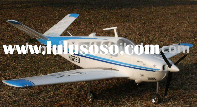 RC Airplane V35 Bonanza beachcraft with retracts landing gears, LED and Flaps