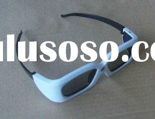Rechargeable 3D Active Glasses for Projector(DLP LINK 3D READY Technology)
