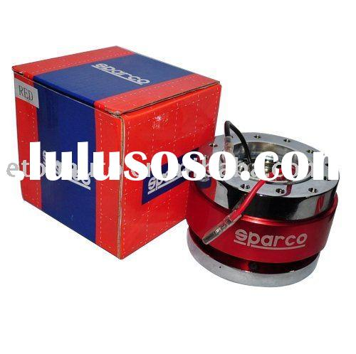 SPARCO auto steering wheel quick release hub/Quick Release/