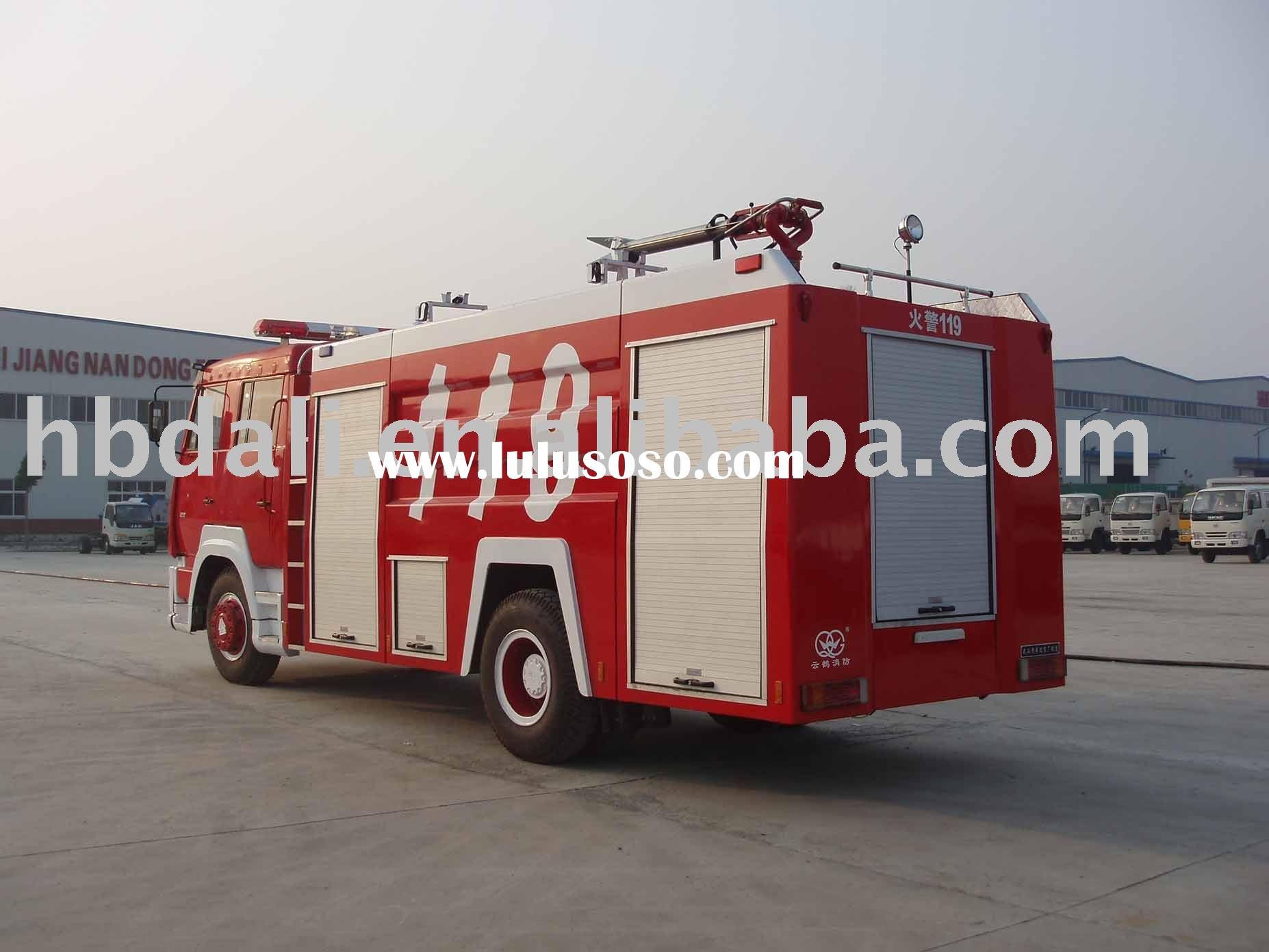Sinotruk Styer 4*2 Fire Truck 6-8Cbm--One of the biggest fire truck manufacturer,0086 722 3230587