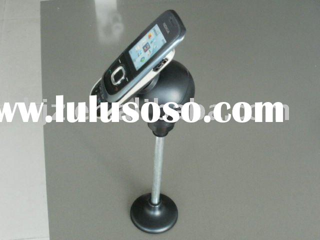 Sphere security alarm & charging display holder/ bracket with retractor for Mobile Phone,Camera,