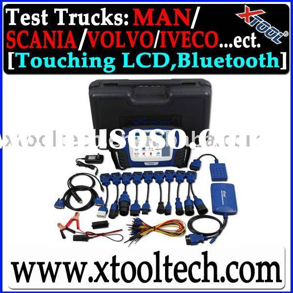 Super Truck Diagnostic Tool for Mack Vehicles