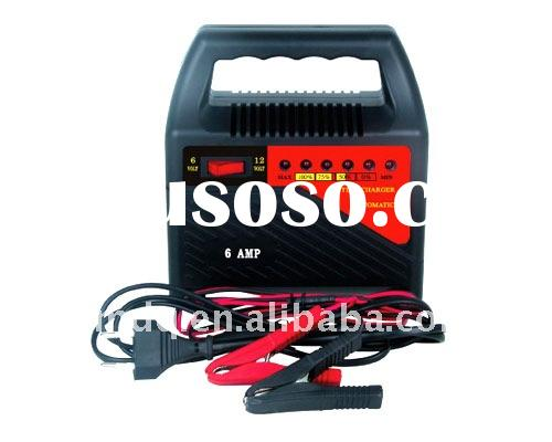 TM 12v auto battery charger / vehicle battery charger