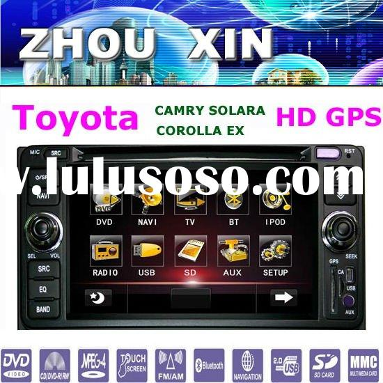Toyota 7 inch 2 din Car GPS DVD TV Radio