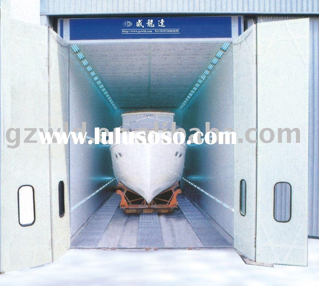 Truck Bus Spray Booth(Big Bus Painting booth)- WLD20000 ( CE )