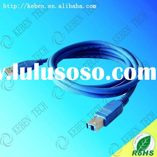 USB 3.0 mini cell phone data cable for PC