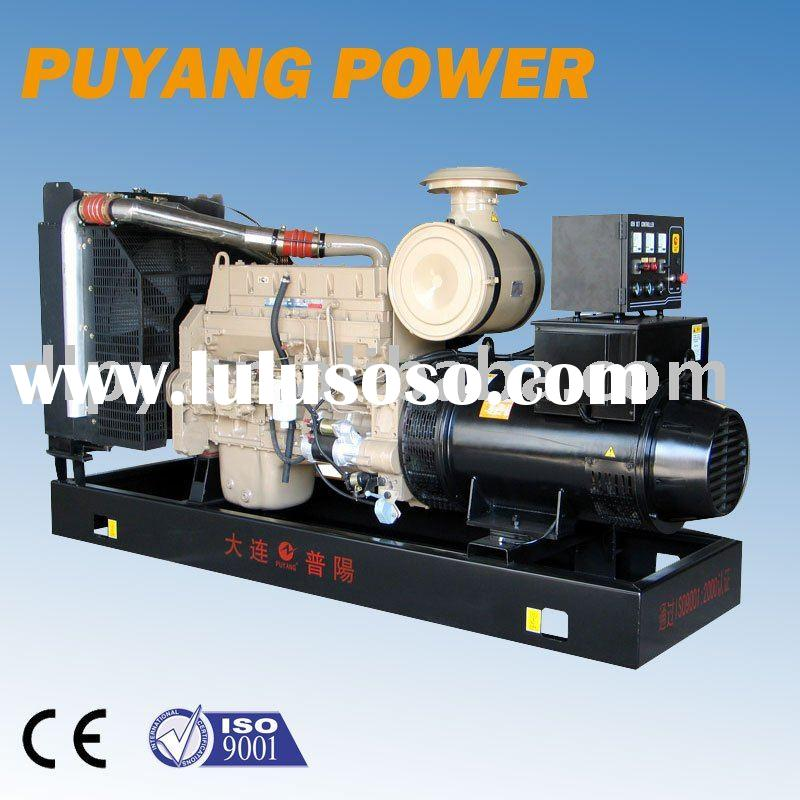 Water cooled Cummins engine diesel generator (20kw to 1100kw)