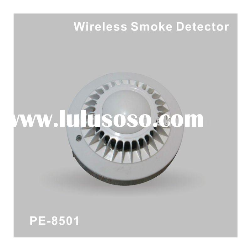 Wireless Smoke Detector / Fire Alarm System