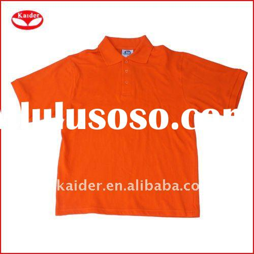 basic polo shirt for man