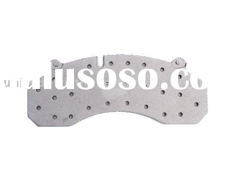 disc brake steel backing plate for truck