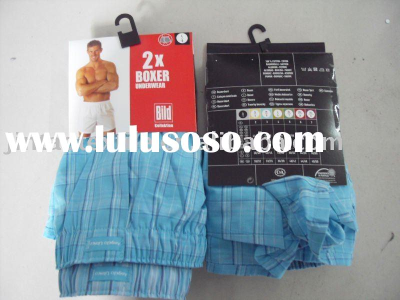 hot-selling boxer shorts