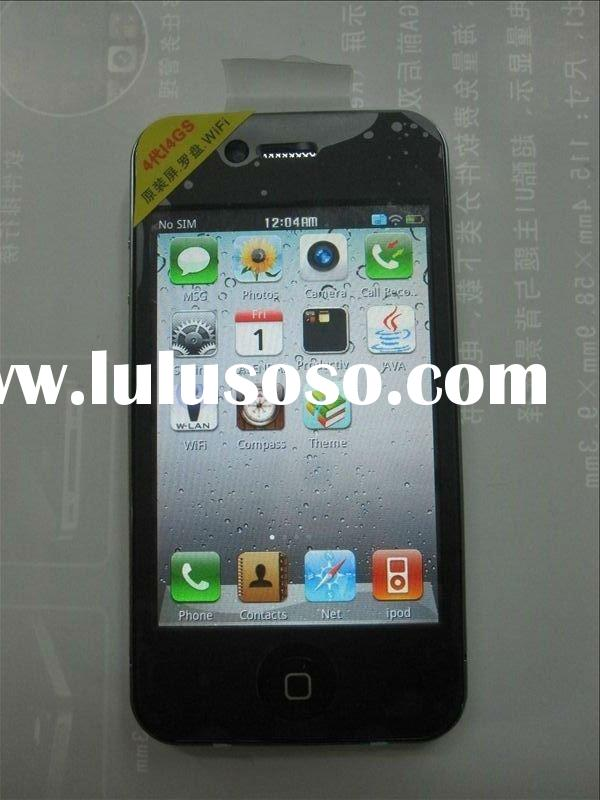 i4gs wifi 3.5 inch touch screen mobile phone