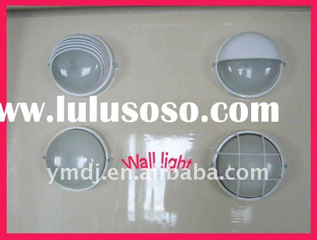 oval bulkhead wall light
