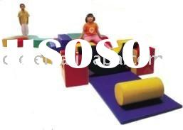 padded blocks soft contained modular play soft play indoor soft play