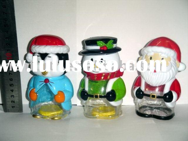 plastic coin bank promotional christmas coin bank plastic coin box money box santa saving box money