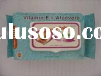 popular disposable wet wipes private label