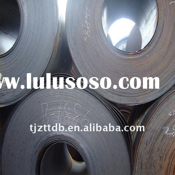 prime hot rolled steel coils