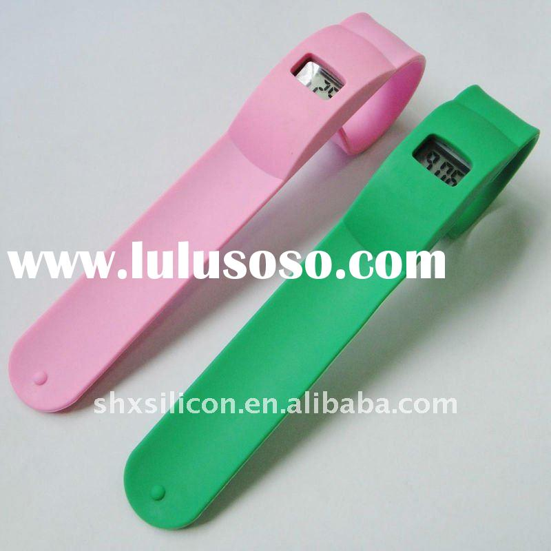 promotion kids slap band watches # S008