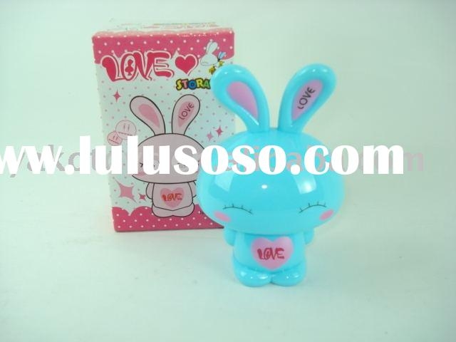 rabbit saving bank ,cash pot ,saving box,money box