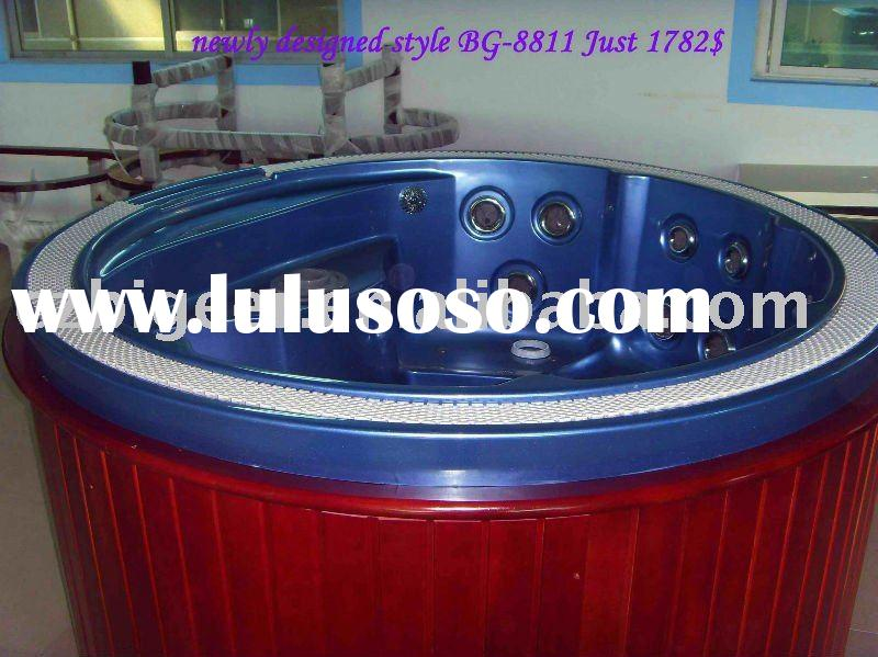 round hot tub with best discount for you now(BG-8811)