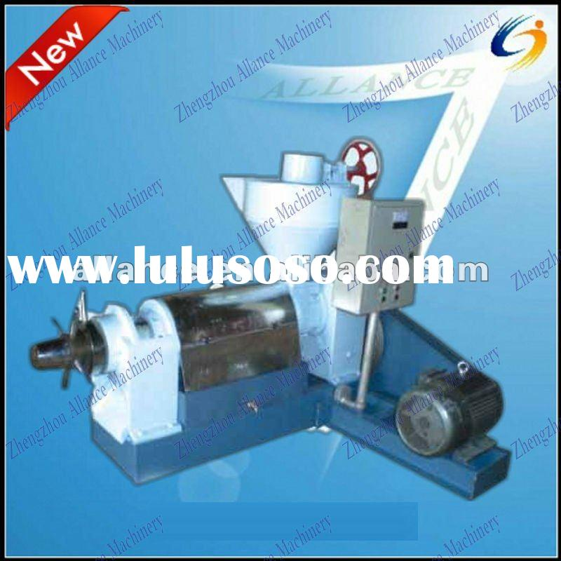small widely used screw oil press