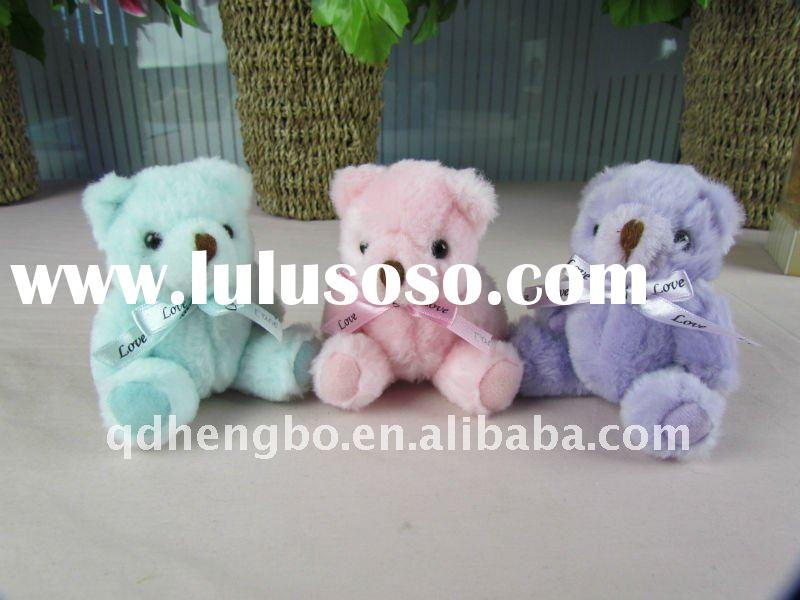 teddy bear /plush toys,plush mini teddy bears